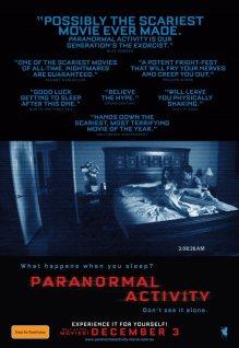 Paranormal Activity Oren Peli 2007 2009