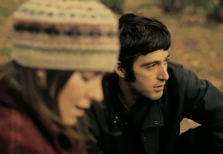 panic in needle park ending a relationship