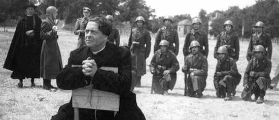 "Rome, Open City – ""Rosselini introduced the world to Italian neo-realism  with Rome, Open City…"""