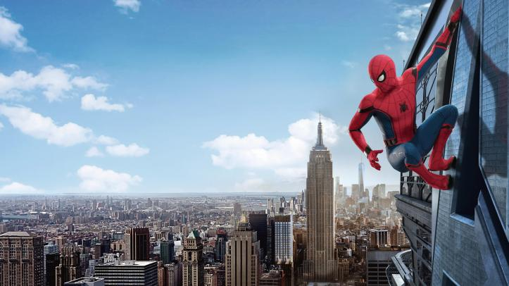 SpidermanHomecoming1